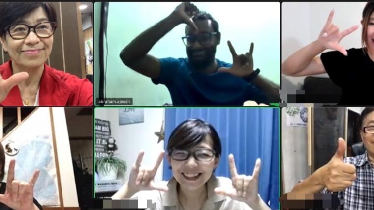 NAYO国際手話クラスについて